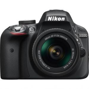 Aparat foto DSLR Nikon D3300-2