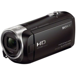 Camera video Sony Handycam HDR-CX405-2