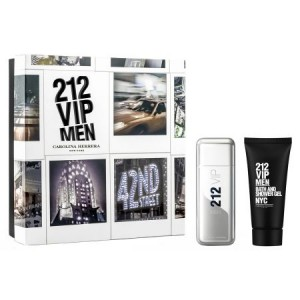 Set Carolina Herrera 212 VIP Barbati