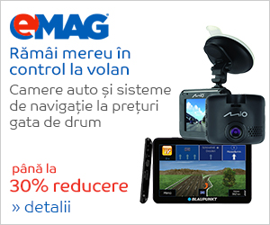 gps si camere auto Emag
