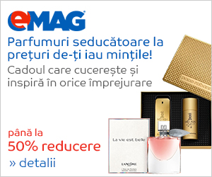 reduceri parfumuri Emag 2017