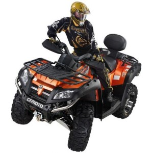 ATV CF Moto X8 CForce 800 2