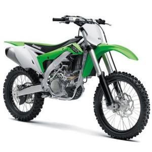 Motocicleta Kawasaki KX450F 2