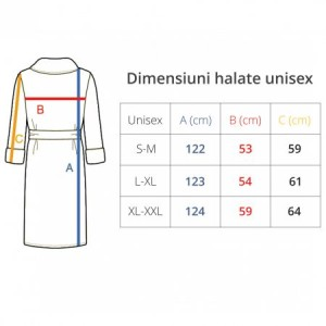 halat-baie-adulti-cu-gluga-the-one-bleumarin-xxl-xxxl-2