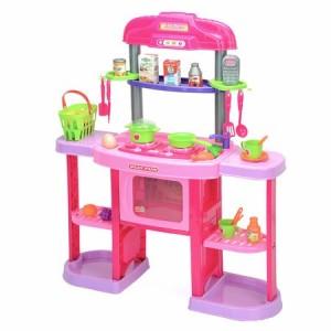 bucatarie-copii-m-toys-cu-32-de-accesorii-lumini-si-sunet-2