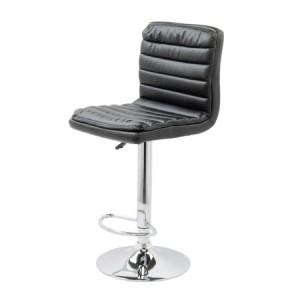 scaun-de-bar-cromat-kring-lyon-piele-ecologica-negru-2